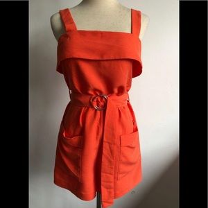 H&M Orange 🍊 Romper
